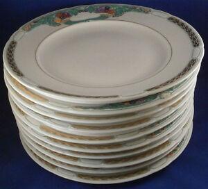 Design Teller 10 nouveau kpm berlin porcelain ceres design dinner plate s