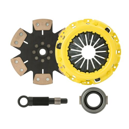 STAGE 4 RACING CLUTCH KIT fits 1985-1987 TOYOTA COROLLA 1.6L GTS AE86 RWD by CXP
