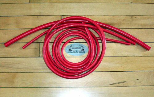 Porsche 928 944 951 968 914 Silicone Vacuum Hoses Kit RED