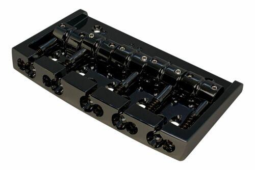 GOTOH 303SJ-5 Ultra-Light 5-String Bass Bridge w// Steel Saddles