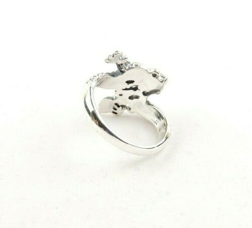 Free Gift Packaging Sterling Silver Dragon Ring
