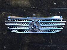 Mercedes-Benz W639 Vito Viano Chrome Grill Grille Panel 2004-2011 A6398800185