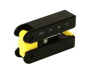 AutoPower-8-in-1-qualita-di-precisione-pieghevole-Forte-compartimento-CRICCHETTO-serraggio