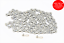 Speed 114 Link High Quality 1//2 x 11//128 or 10 KMC X11-93 Bike Chain 11