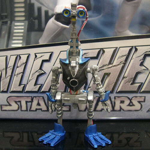 STAR WARS star tours G2 DROID sector 2 security Disney