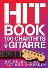 Hitbook - 100 Charthits für Gitarre (2016, Ringbuch)