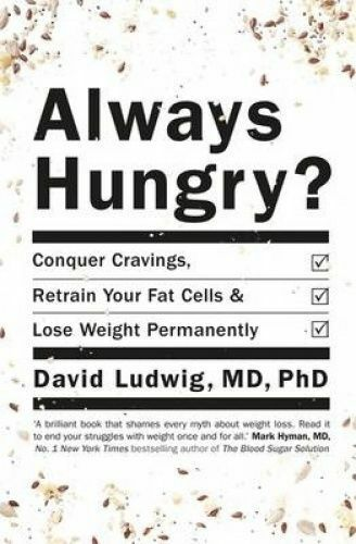 1 of 1 -  ALWAYS HUNGRY...DAVID LUDWIG...VGC..lnf192
