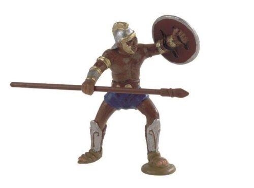 Bullyland 56373 Neu Gladiator Thraker Mit Speer Und Schild Römer