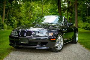 1999 BMW Z3 Z3M M Roadster, 3.2L, 5-spd, ONLY 28,800KM!
