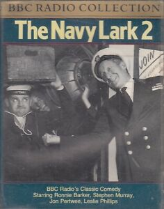 The-Navy-Lark-2-Cassette-Audio-Comedy-BBC-Radio-Ronnie-Barker-Leslie-Phillips