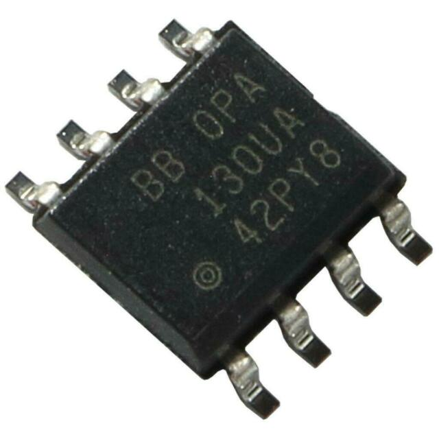 Burr Brown OPA130UA Op-Amplifier 1MHz 2V/µs Single FET-Input OpAmp SO8 855932