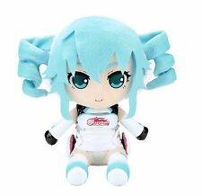 Hatsune Miku Plush Doll   MIKU Racing ver. 2014  Gift JAPAN