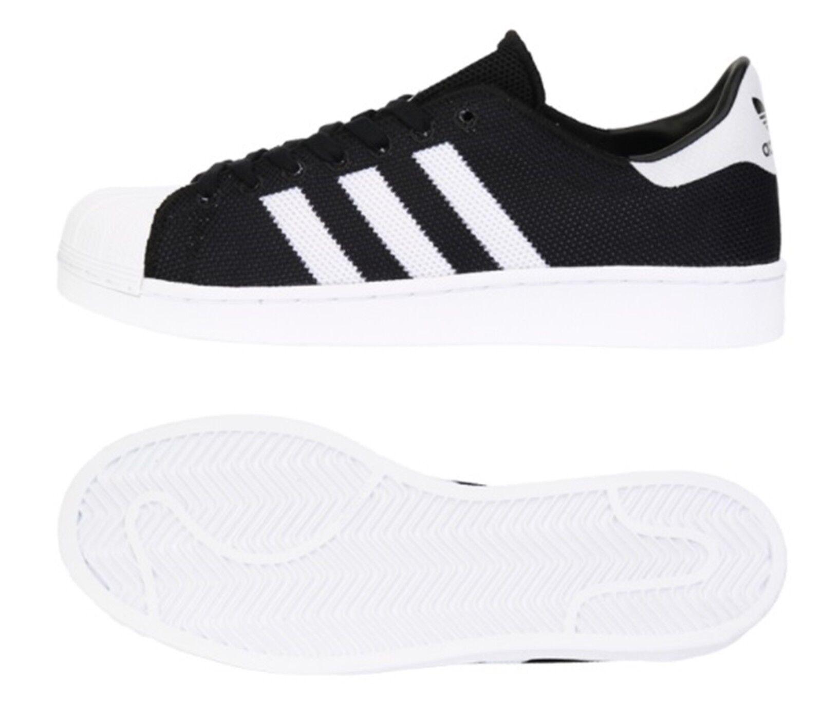 Zapatos De Entrenamiento Adidas Hombres Originales Superstar negro Zapatos tenis de correr BB2234