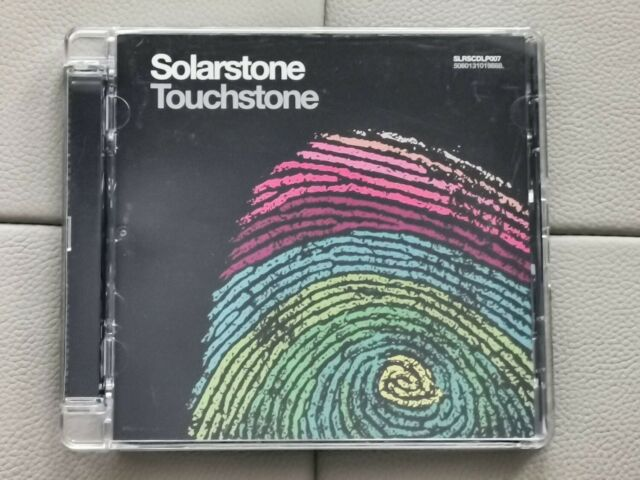 Solarstone - Touchstone - Solaris Recordings - 2010 - Signed