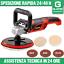 Lucidatrice-Einhell-elettrica-per-auto-CC-PO-1100-2E-smerigliatrice-legno-1100-W miniatura 1