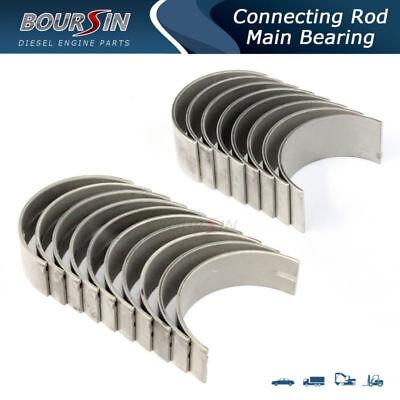 Rod Bearing Set for 83-97 Chevrolet Geo Toyota 1.5L 1.6 3AC 4AC 4AFE