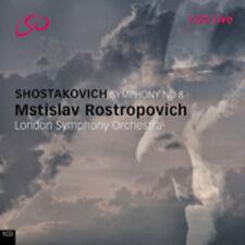 Mstislav Rostropovich, Fitz-Gerald - Symphony 8 [New CD]