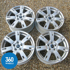 """GENUINE LAND RANGE ROVER DISCOVERY 3 4 19"""" 7 SPOKE ALLOY WHEELS STYLE A LR008547"""