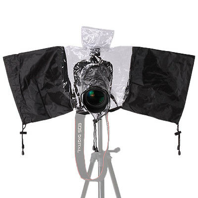 Pro Waterproof Camera Rain Cover Protector for DSLR SLR Camera Canon Sony Nikon