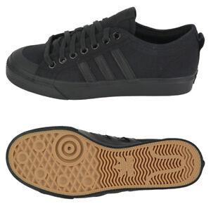 Adidas Originals Nizza Shoes (CQ2327) Athletic Sneakers Skateboarding Canvas | eBay