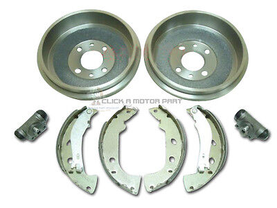 2000 For Toyota Echo Rear Drum Brake Shoes Set Both Left and Right with 2 Years Manufacturer Warranty