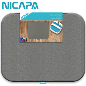 Nicapa-16-034-x20-034-Vinyl-Heat-Press-Transfer-Mat-for-Cricut-Silhouette-Siser-Ironing