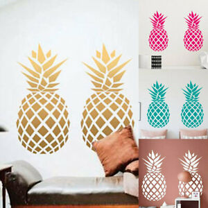 Astounding Details About Vinyl Art Mural Pineapple Decor Room Home Kids Decals Wall Stickers Removable Creativecarmelina Interior Chair Design Creativecarmelinacom