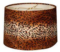 Leopard Animal Print Hardback Lamp Shade (hb-621)