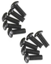Axial Hex Socket Button Head M3x8mm Black Oxide (10) AXA114