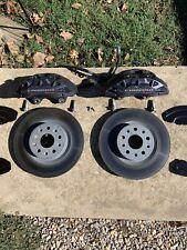 2016 2021 Chevrolet Camaro Loaded Brembo Front Brakes Calipers Amp Rotors Nto Oem
