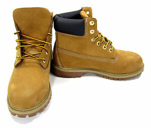 4fb58d0f548 Timberland Shoes 6 Inch Premium Juniors Wheat/Brown Boots Men 6 ...