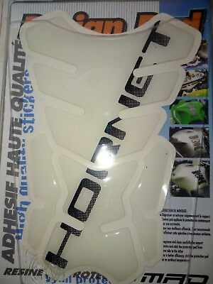 Tank Pad Protector Protection Reservoir Moto Honda Hornet 600 900 Transparent Ebay