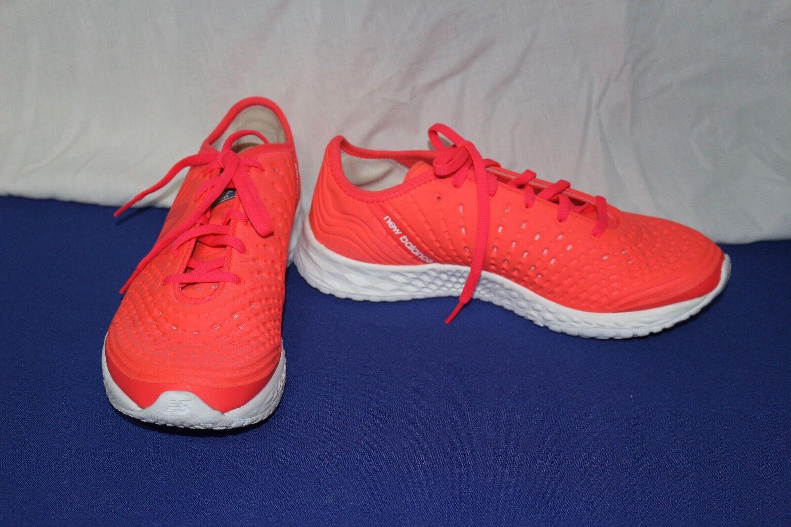 New in Box - New Balance Fresh Foam Crush - orange - Womens 8.5