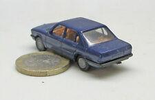 Herpa  2041:  BMW 528i,     stahlblau