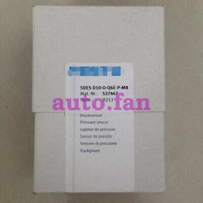 527467 5x FESTO SDE5-D10-0-Q6E-P-M8 Drucksensor Mat.Nr