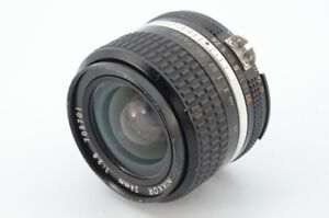 Excellent-Nikon-Ai-s-NIKKOR-24mm-F-2-8-Wide-Angle-MF-Lens-From-Japan-90700