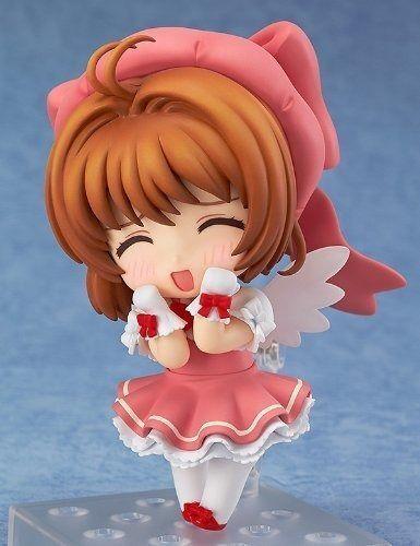 Nendoroid 400 Cardcaptor Sakura Sakura Sakura Sakura Kinomoto Figura Good Smile Company Japón 372bfe