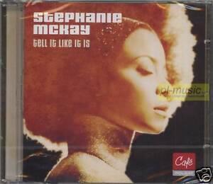 STEPHANIE-MCKAY-TELL-IT-LIKE-Polish-edition-CD-sealed