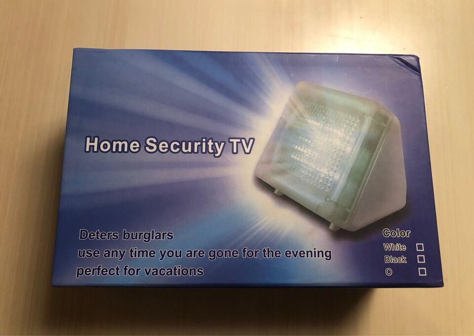 HOME SECURITY TV / FAKE TV , Perfekt