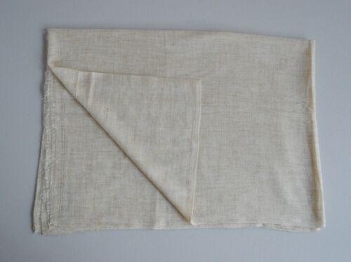 100/% Cream Cashmere Shawl Pashmina Scarf Wrap Stole Women Wool Soft Warm Winter