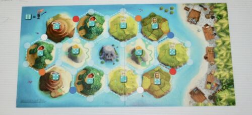 Original Parts for CATAN JUNIOR game $4.99 choice Replace your missing parts