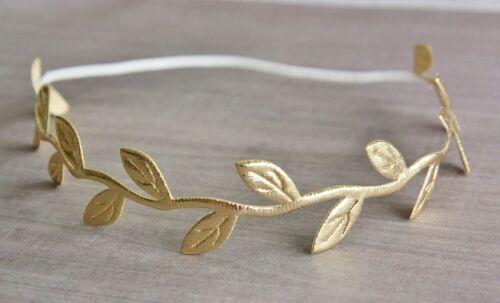 Newborn Baby Girl /& Mom Leaf Headbands Hair Olive Branch Photo Prop Wedding Soft