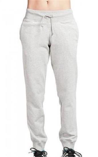 Új adidas Essentials női pulóveres pulóver nadrágok UK 8-18 Gray kecses lábak