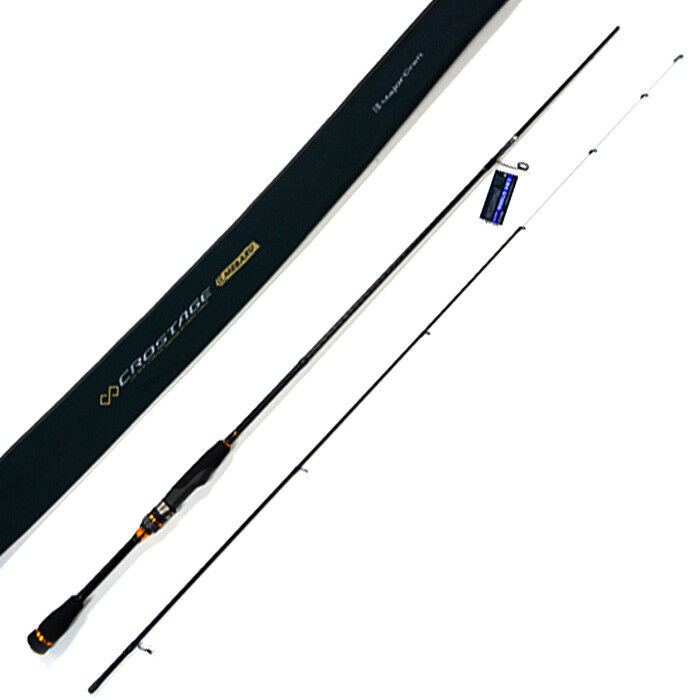Major Craft CROSTAGE 2 piece rod  CRXS732UL SOLID TIP