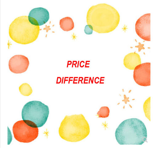 Make Up The Price Difference