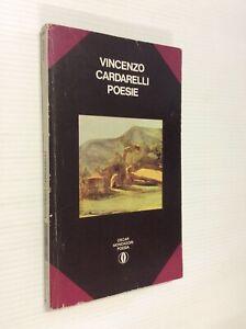 Dettagli su Poesie Vincenzo Cardarelli ; introduzione di Giansiro Ferrata