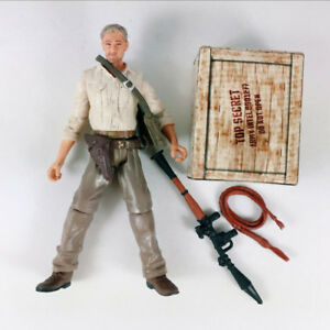 "Lot 10pcs INDIANA JONES Raiders of the Lost Ark 3.75/"" films Toy Action Figure"