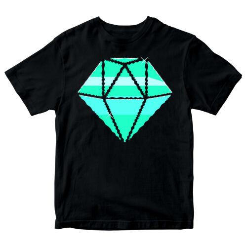 DanTDM Youtuber Kid/'S T-Shirt Gaming Adventures Boys Top Tee