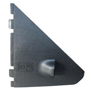 oem new 08-19 ford super duty rh passenger side kick panel fuse box cover  black | ebay  ebay