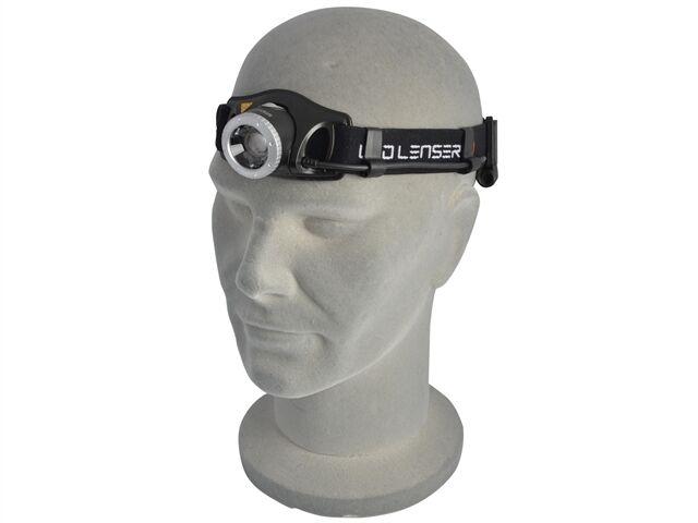 LED Lenser H7.2 Cabeza Antorcha Lámpara LED CREE ®